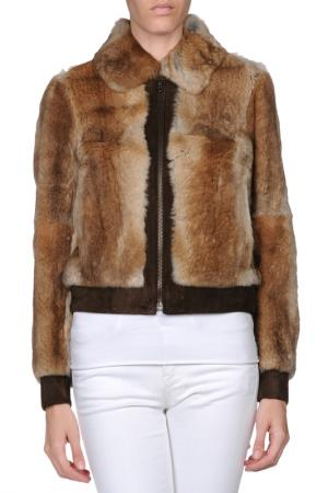 Jacket M.GRIFONI DENIM. Цвет: brown