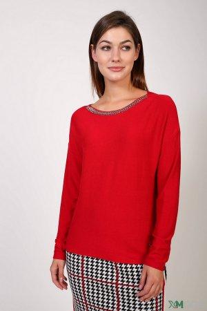 Пуловер Steilmann. Цвет: красный