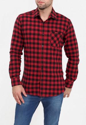 Рубашка F5. Цвет: красный