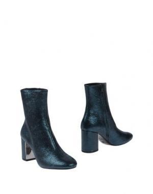 Полусапоги и высокие ботинки ROBERTO FESTA. Цвет: цвет морской волны