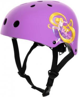 Шлем детский REACTION. Цвет: фиолетовый