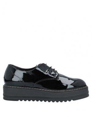 Обувь на шнурках FORMENTINI. Цвет: черный