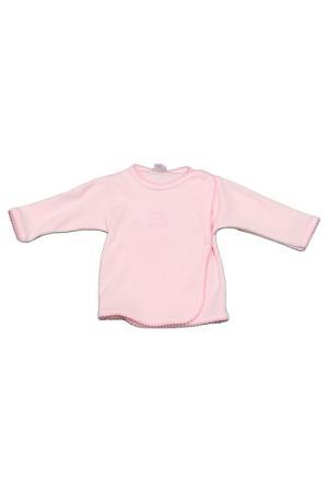 Набор распашонок EWA. Цвет: розовый