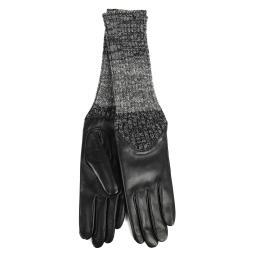 Перчатки CECILIA/AGN/W черный AGNELLE