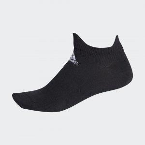 Носки Alphaskin Low Performance adidas. Цвет: черный