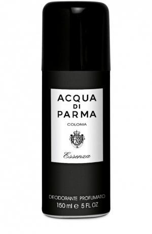 Дезодорант-спрей Colonia Essenza Acqua di Parma. Цвет: бесцветный