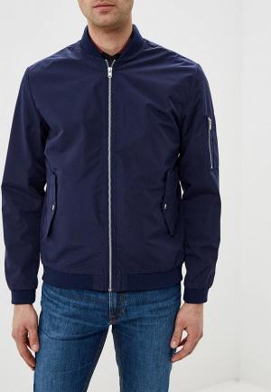 Куртка Jack & Jones. Цвет: синий