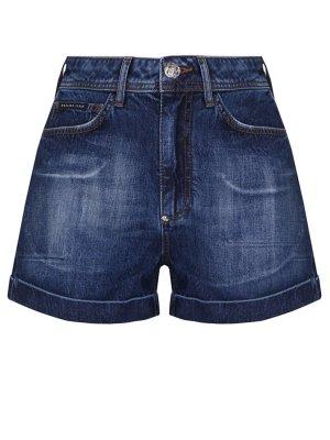 Шорты джинсовые PHILIPP PLEIN