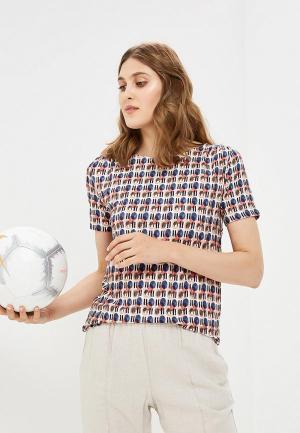 Футболка Betty & Co. Цвет: разноцветный