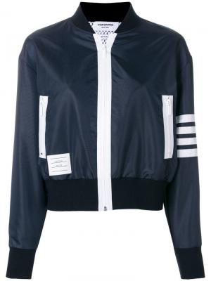 Легкая куртка-бомбер Thom Browne