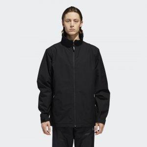 Сноубордическая куртка Civilian Originals adidas. Цвет: черный