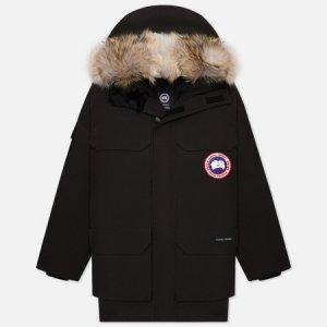 Мужская куртка парка Expedition RF Canada Goose. Цвет: чёрный