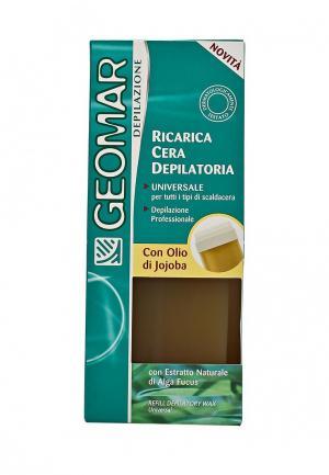 Воск сменный для удаления волос Geomar с маслом жожоба 100 мл