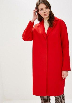 Пальто Pink Summer. Цвет: красный