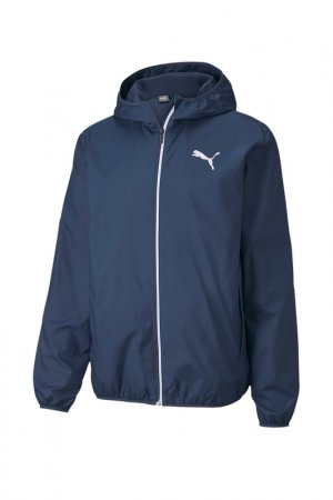 Куртка Essentials Solid Puma. Цвет: синий