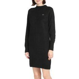 Платье EF2017 черный LACOSTE