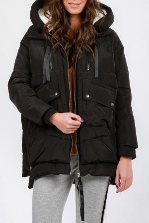 Куртка Joins. Цвет: black