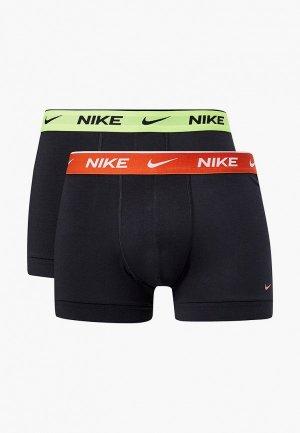 Комплект Nike EVERYDAY COTTON STRETCH. Цвет: черный
