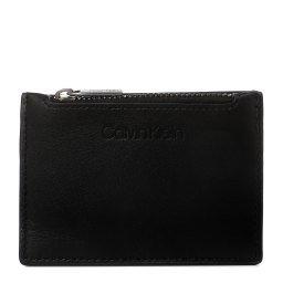 Холдер д/кредитных карт K50K504635 черный CALVIN KLEIN JEANS