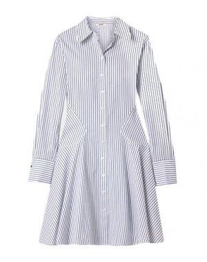 Короткое платье JASON WU. Цвет: темно-синий