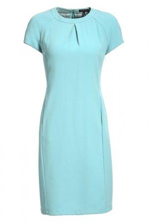 Платье Apart. Цвет: зеленый