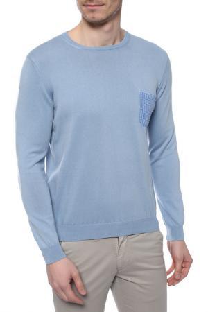 Джемпер Della Ciana. Цвет: голубой