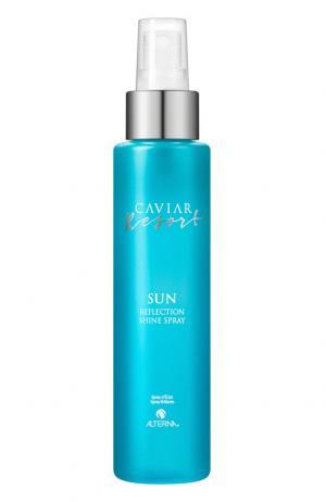Спрей-блеск для волос Caviar Resort Alterna. Цвет: бесцветный