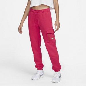 Женские брюки карго для танцев Sportswear - Красный Nike