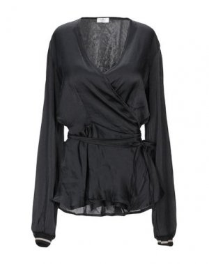 Pубашка REBEL QUEEN by LIU •JO. Цвет: черный