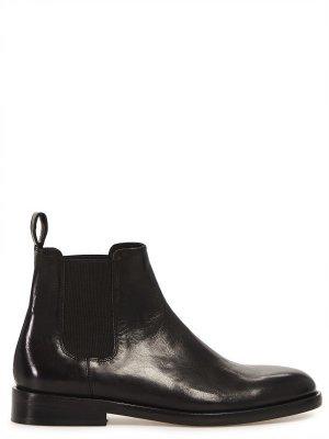Ботинки ZADIG&VOLTAIRE. Цвет: черный