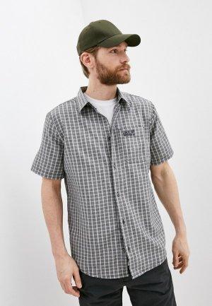 Рубашка Jack Wolfskin EL DORADO SHIRT MEN. Цвет: серый