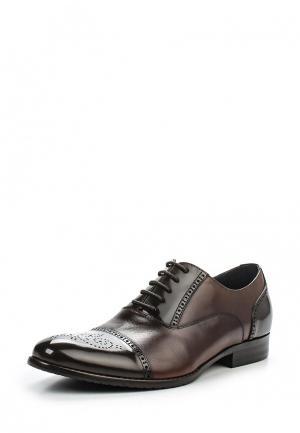 Туфли Vera Victoria Vito VE176AMLZB41. Цвет: коричневый