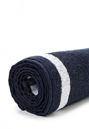 Полотенце Umbro TOWEL. Цвет: синий