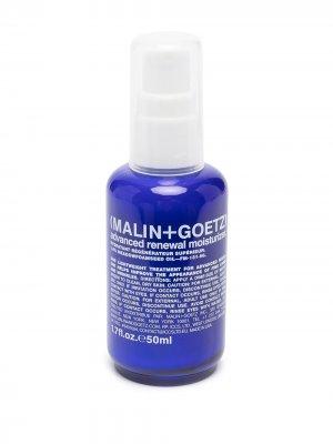 Увлажняющее средство для кожи MALIN+GOETZ. Цвет: синий