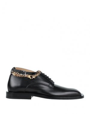 Обувь на шнурках JIL SANDER. Цвет: черный