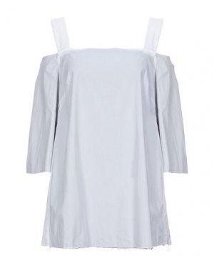 Блузка IXOS. Цвет: белый