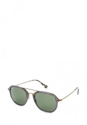 Очки солнцезащитные Ray-Ban® RB4273 6237. Цвет: серый