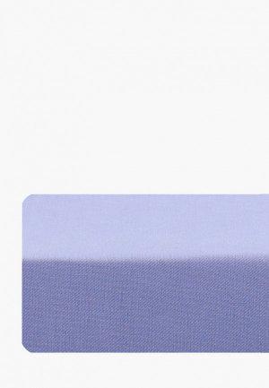 Простыня детская Dream Time 120х200 см. Цвет: синий