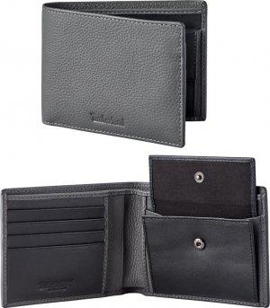 Кошельки Large Wallet With Coin Pocket Timberland. Цвет: серый