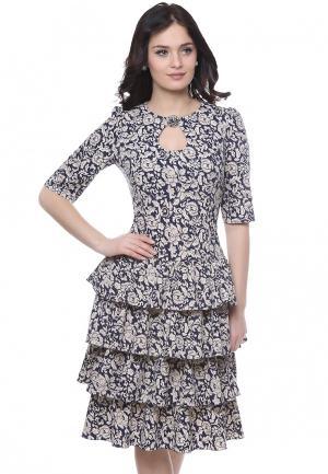 Платье Grey Cat MAURY. Цвет: бежевый