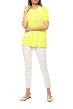 Блуза Antonio Marras. Цвет: желтый