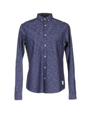 Pубашка IRIEDAILY. Цвет: темно-синий