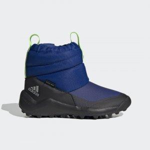 Зимние сапоги ActiveSnow WINTER.RDY Performance adidas. Цвет: зеленый