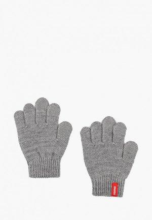 Перчатки Reima Rimo. Цвет: серый
