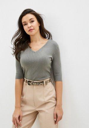 Пуловер Pavli. Цвет: серый