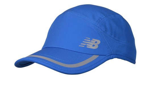 Кепки NB IMPACT RUNNING CAP New Balance. Цвет: синий