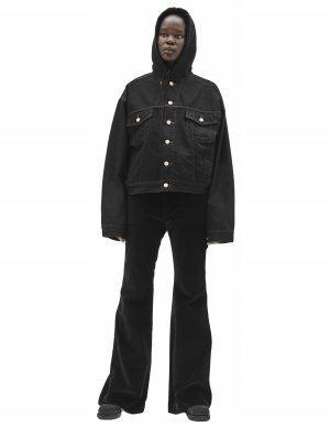 Джинсовая куртка с капюшоном Balenciaga