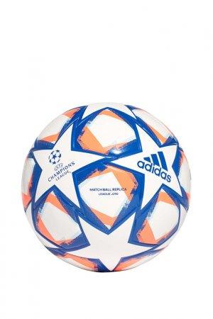 Мяч FIN 20 LGE J290 adidas. Цвет: белый