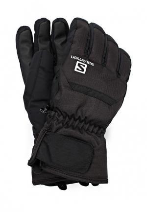 Перчатки Salomon CRUISE M. Цвет: черный