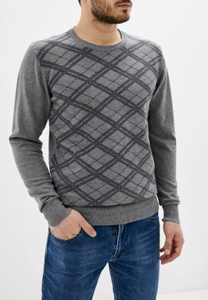 Джемпер F5. Цвет: серый